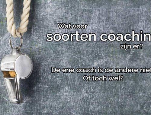 Soorten van coaching: de ene coach is de andere niet